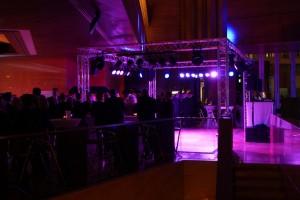 commerzbank-weihnachtsfeier-beschallung für Event, Eventagentur Saarland