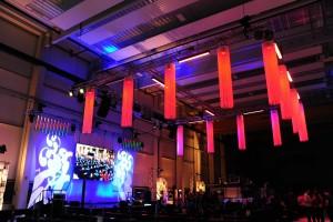 durr-mitarbeiterfest-halleneinweihung-veranstaltungstechnik, beschallung, licht, eventagentur saarland, peter richert events und incentives,
