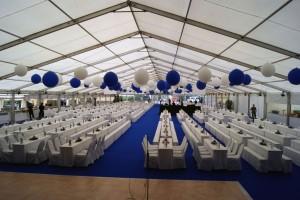 events dekorieren, firmenfest, Firmenjubiläum, firmengala
