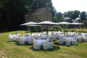private-events-hochzeiten-geburtstage-Hochzeit im Freien