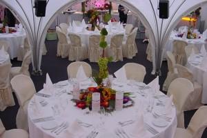 private-events-hochzeiten-geburtstage-Dekoration Zeltverleih